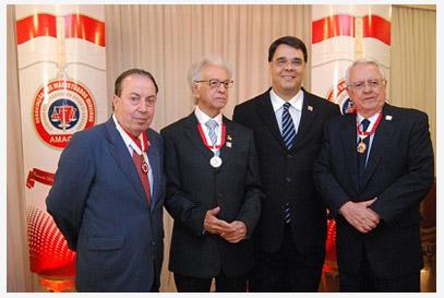 Honraria; Amagis; Homenagem; Medalha Guido de Andrade; Guido de Andrade;