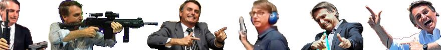 Bolsonaro - Arma